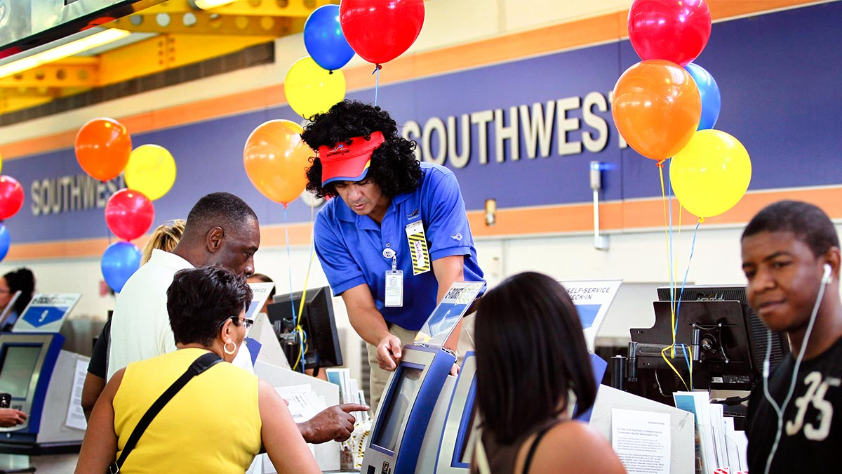 Southwest Airlines Employee Benefits