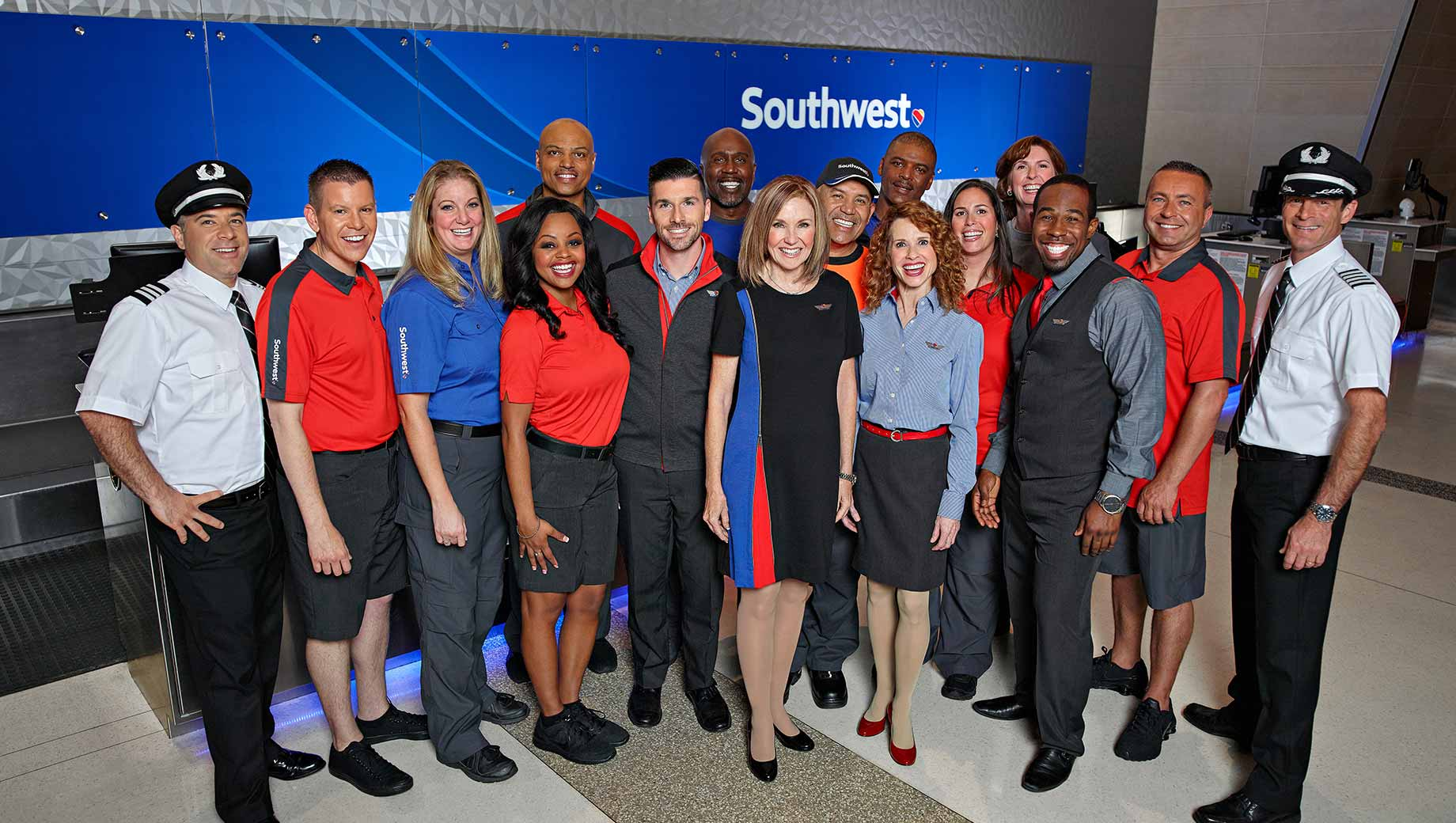 Southwest Airlines Employee Culture