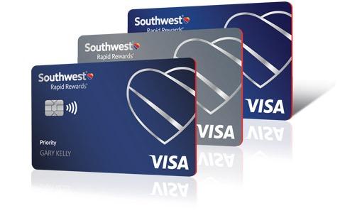Southwest Rapid Rewards Credit Cards